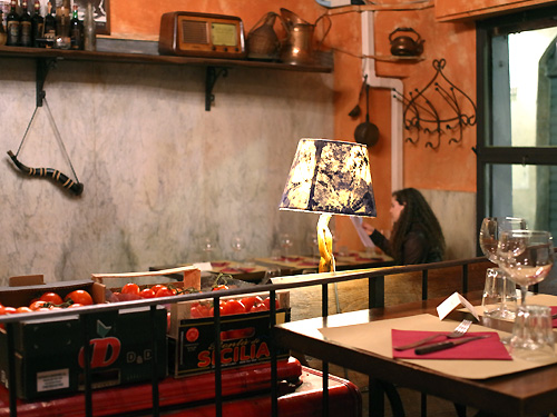 Osteria L'Antico NOE Florence