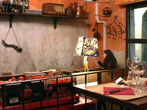 Osteria L'Antico NOE Florence
