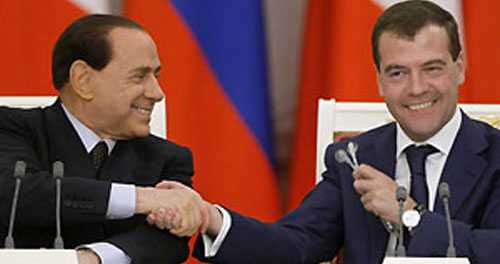 イタリア ベルルスコーニ首相