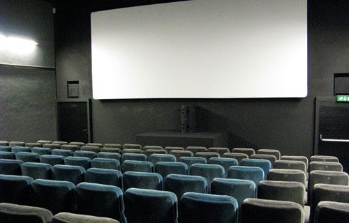 イタリアの映画館