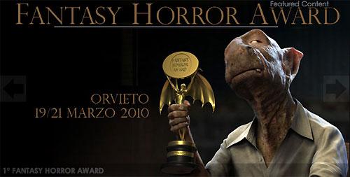 Fantasy Horror Award Orvieto
