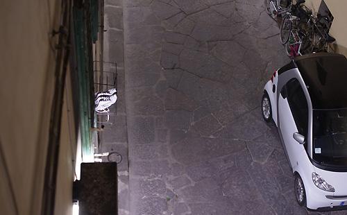 フィレンツェの家