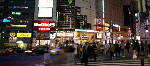日本の居心地1