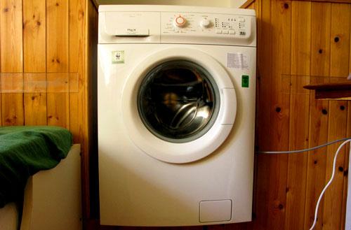 イタリアの洗濯機