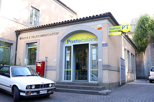 イタリア郵便局