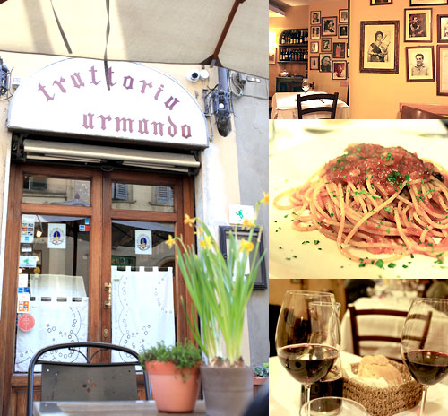 Firenze Trattoria Armando