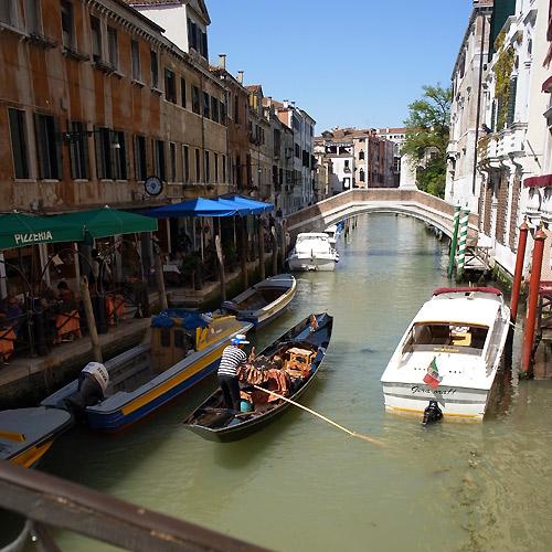 ヴェネツィア観光