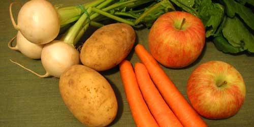 イタリアの野菜