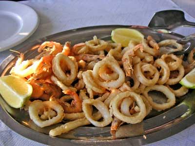 ボルセーナ湖のレストラン3