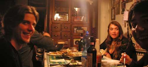 バルバラ家の夕食会