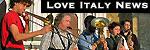 Love Italy News