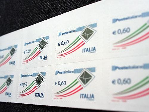 イタリアの切手