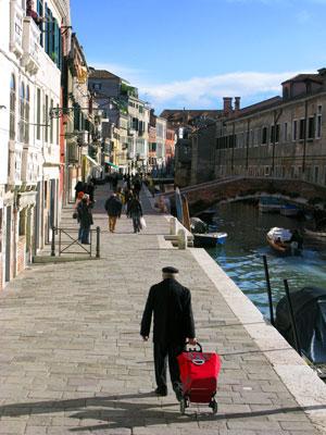 ベネチア観光のアドバイス6